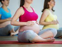 Zwangerschapsyoga Sportstudio de Boer