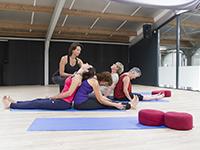 Yoga do in Sportstudio De Boer