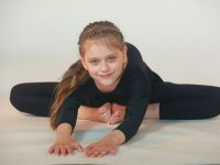 Kids en teens yoga sportstudio de boer