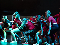 Dancehall danscentrum chantal