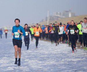 Halve marathon Egmond De Boer Obdam